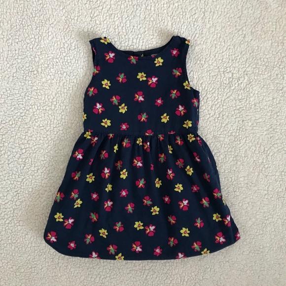 🌟4/$10🌟 Gap Baby Girls Sun Dress Size 5